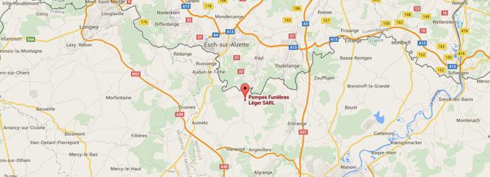 map-ottange